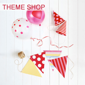 Kids Party Theme Shop