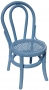 Blue Baby Bentwood Chair