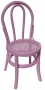 Pink Baby Bentwood Chair
